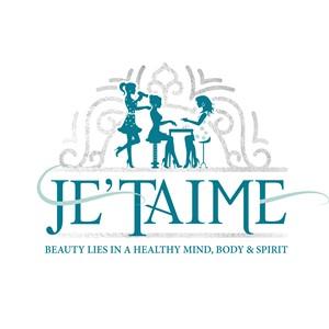 """Je""""Taime Hair logo"""