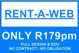 RENT-A-WEB ADVERT