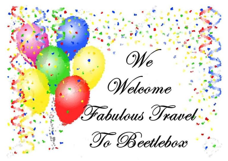 Welcome Fabulous Travel!