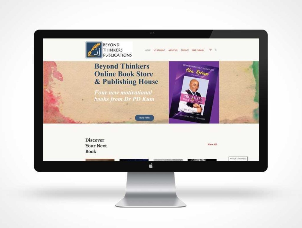 Beyond Thinkers Publications-Mockup