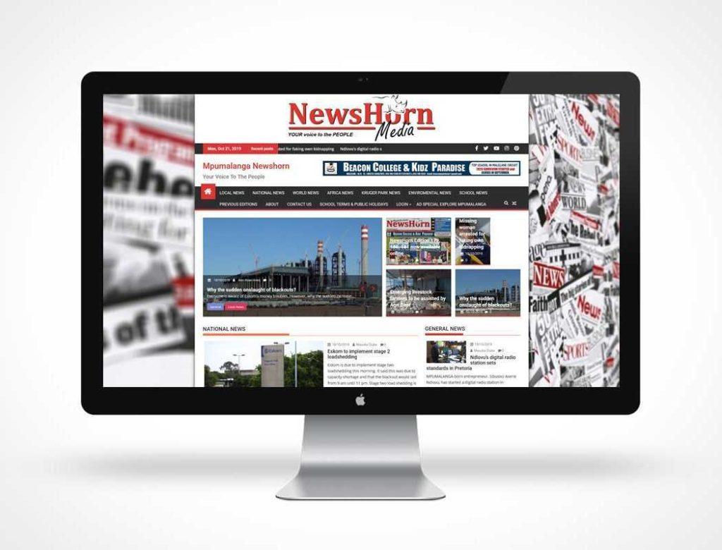 NewsH-Mockup