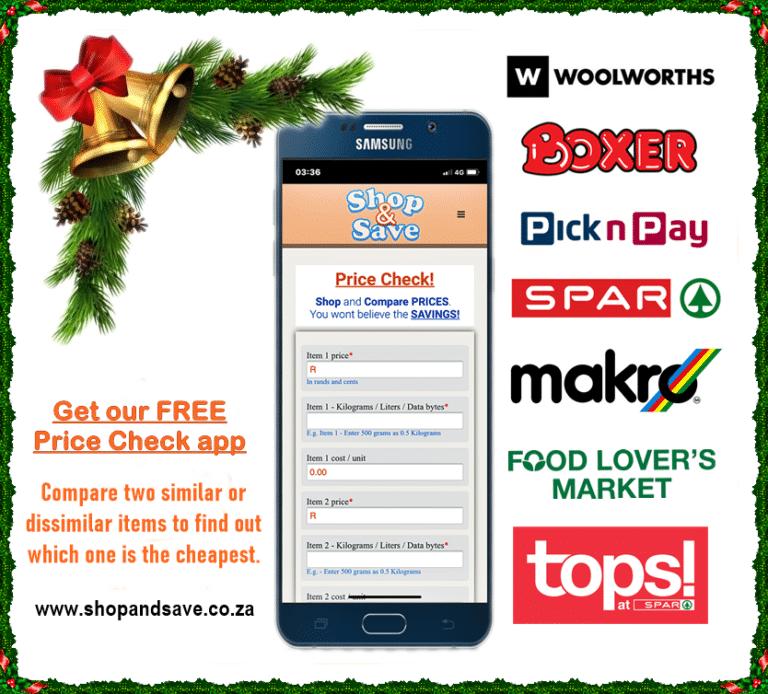 Shop & Save App